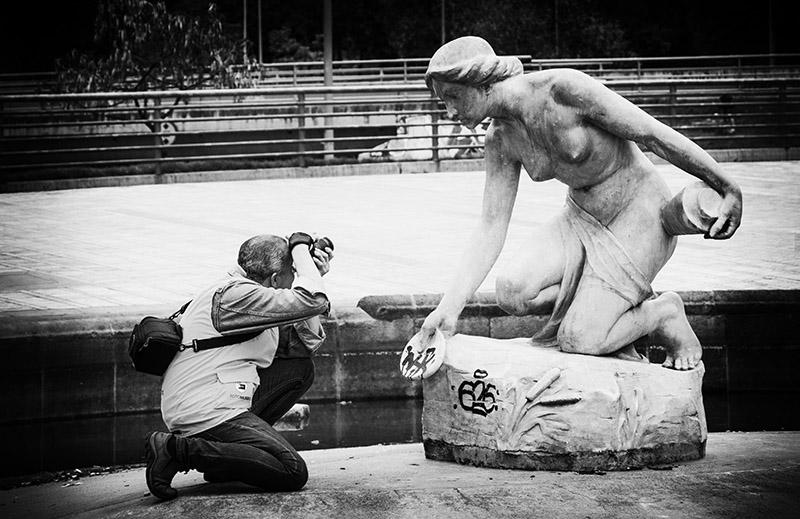 derechos de autor de los fotógrafos