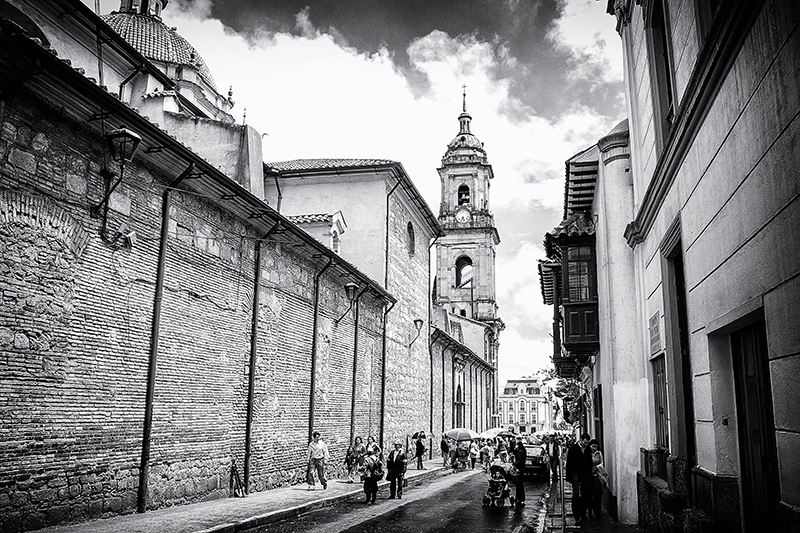 La Candelaria - Centro de Bogotá