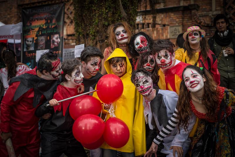 Marcha Zombie 2017 // Bogota