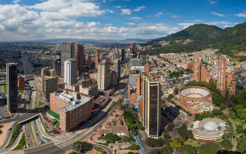Fotografías de Bogotá