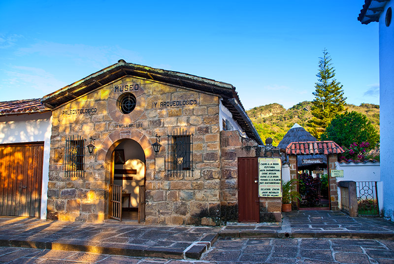 Museo Paleontológico y Arqueológico // Guane