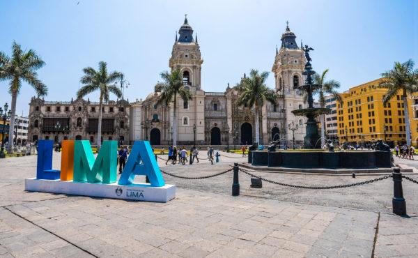 Fotografía de Lima realizada por Peter Lievano