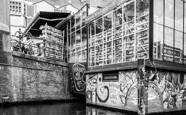 Fotografias de Ámsterdam realizadas por Peter Lievano