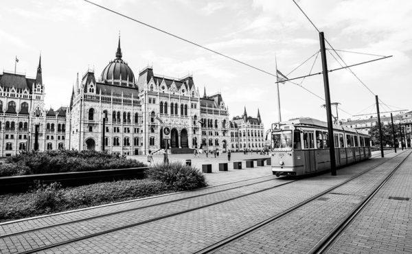 Fotografía de Budapest realizada por Peter Lievano
